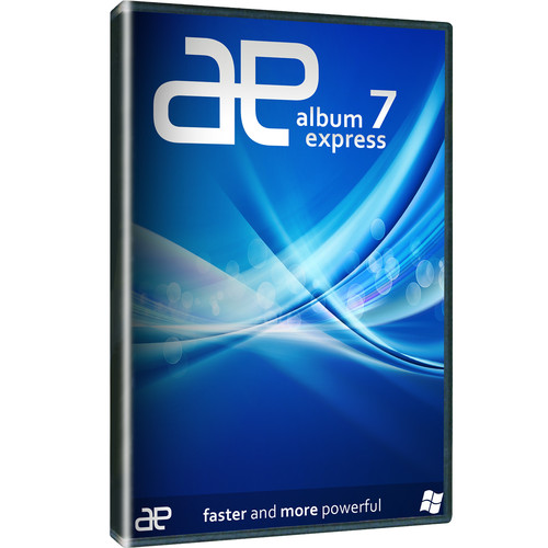 SPC Album Express 7 Pro for Windows (Download)