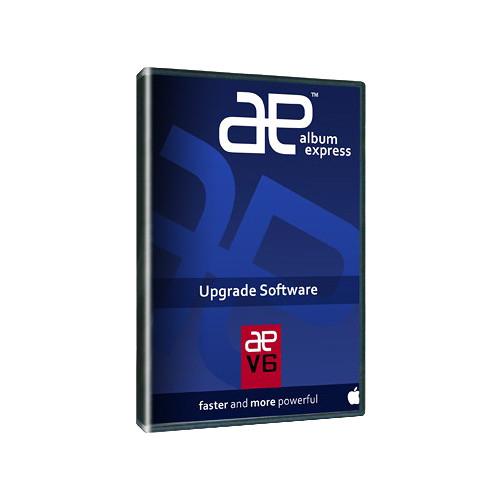 SPC Album Express 6 for Mac (Download, Upgrade Version)