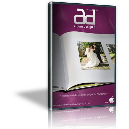 SPC Album Design 6 Advanced for Mac