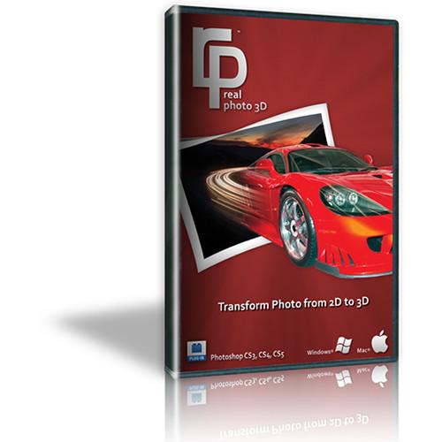 SPC Real Photo 3D Photoshop