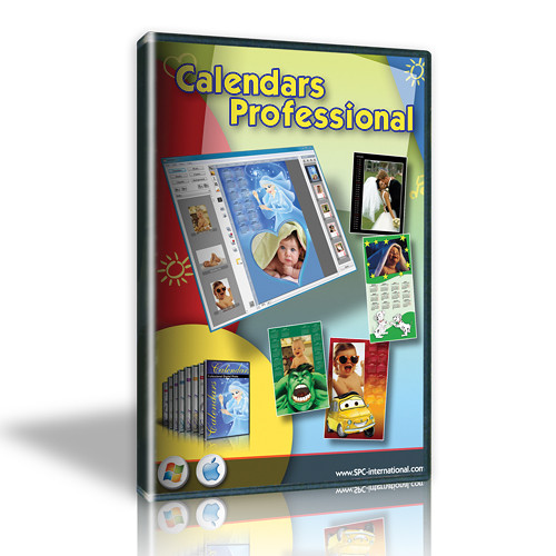 SPC Calendars Professional 2015 (Upgrade Version, Download)
