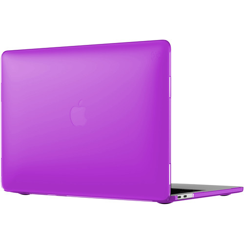 """Speck SmartShell Case for 15"""" MacBook Pro with Touch Bar (Wild Berry Purple)"""