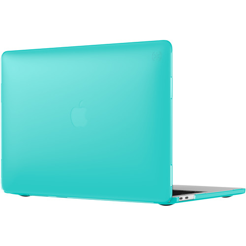 """Speck SmartShell Case for 15"""" MacBook Pro with Touch Bar (Calypso Blue)"""