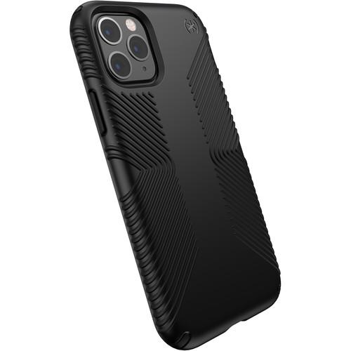 Speck Presidio Grip Case for iPhone 11 Pro (Black)