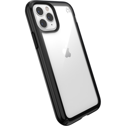 Speck Presidio Show Case for iPhone 11 Pro (Clear/Black)