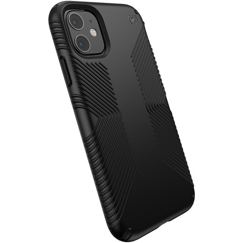 Speck Presidio Grip Case for iPhone 11 (Black)