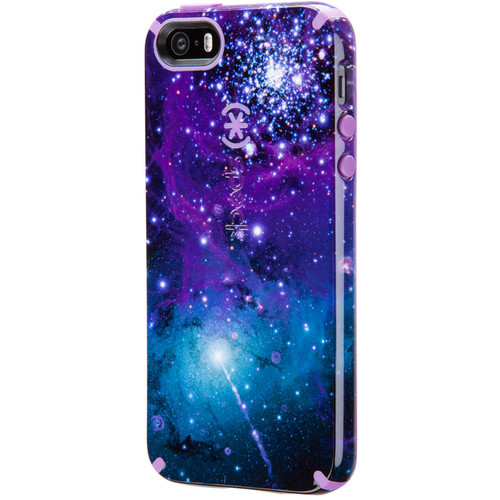Speck CandyShell Inked Case for iPhone 5/5s/SE (Galaxy Purple/Revolution Purple)