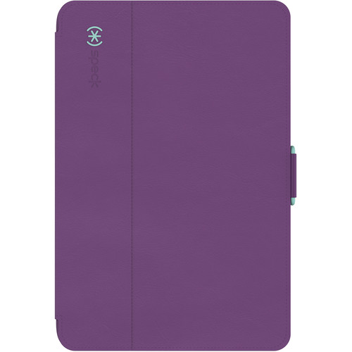 Speck StyleFolio Case for iPad mini 4 (Acai Purple / Aloe Green)