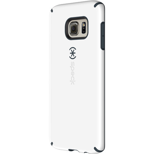 Speck CandyShell Case for Galaxy Note 5 (White/Charcoal Gray)