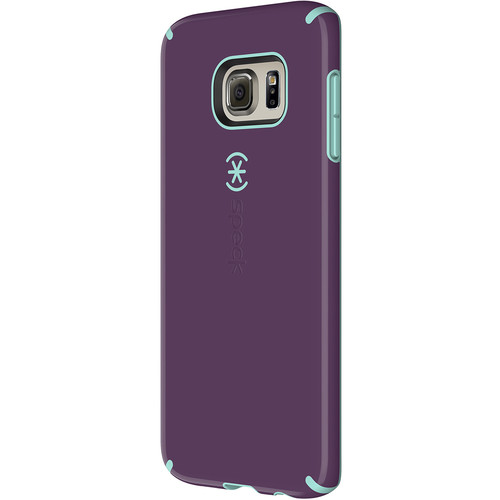 Speck CandyShell Case for Galaxy S6 edge+ (Acai Purple/Aloe Green)