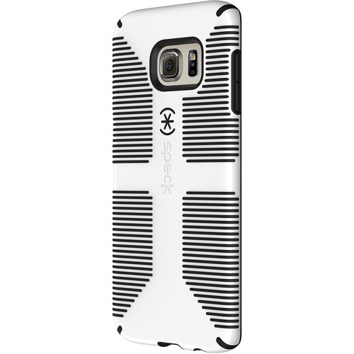 Speck CandyShell Grip Case for Galaxy S6 edge+ (White/Black)