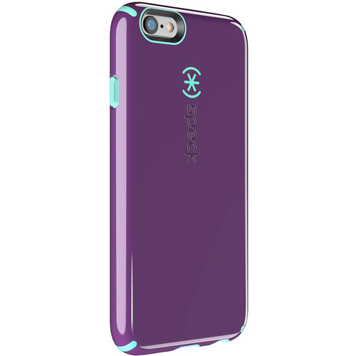 Speck CandyShell Case for iPhone 6/6s (Acai Purple/Aloe Green)