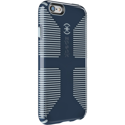 Speck CandyShell Grip Case for iPhone 6/6s (Shadow Gray/Nickel Gray)