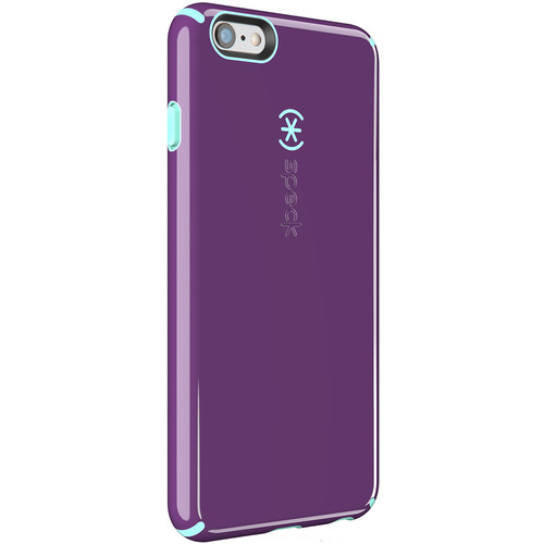 Speck CandyShell Case for iPhone 6 Plus/6s Plus (Acai Purple/Aloe Green)