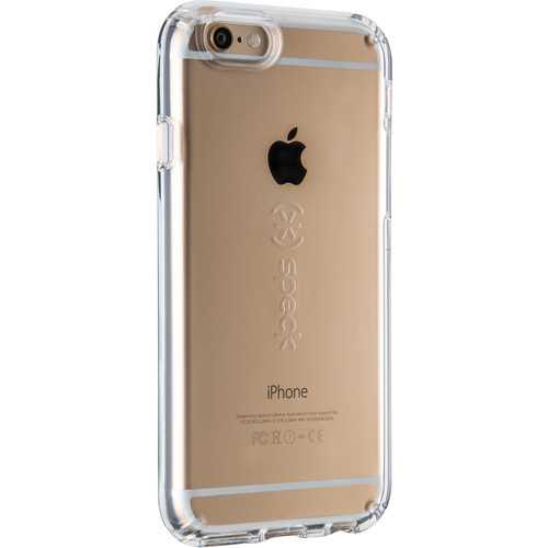 Speck CandyShell Clear Case for iPhone 6 Plus/6s Plus (Clear)