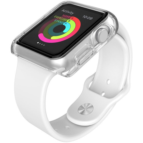 Speck CandyShell Fit Case for 38mm Apple Watch (Clear)