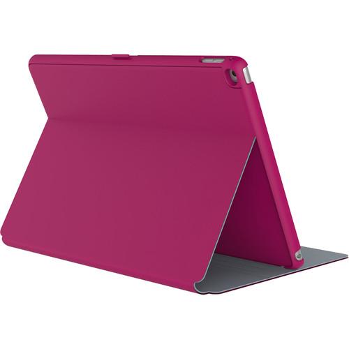 Speck iPad Pro StyleFolio (Fuchsia Pink/Nickel Gray)