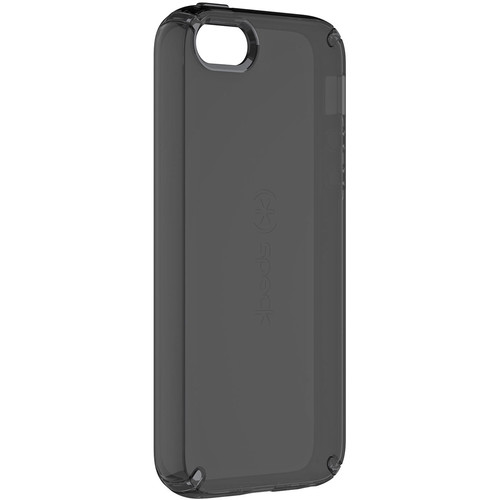 Speck CandyShell Clear Case for iPhone SE (Onyx Black)