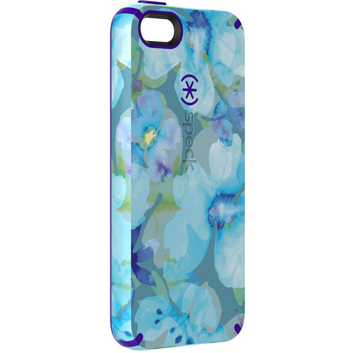 Speck CandyShell Inked Case for iPhone 5/5s/SE (Blue/Purple)