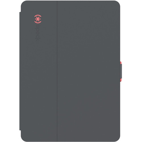 "Speck StyleFolio Case for 9.7"" iPad Pro (Slate Gray/Warning Orange)"
