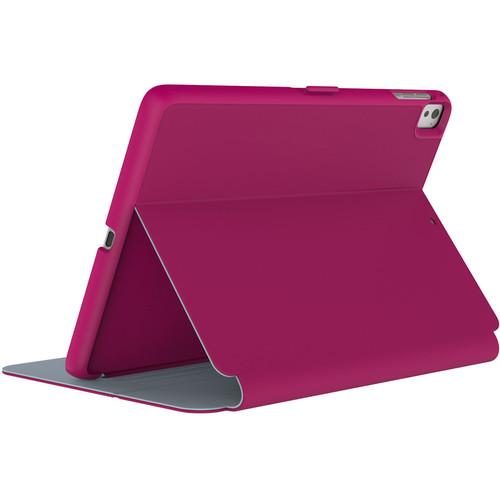 "Speck StyleFolio Case for 9.7"" iPad Pro (Fuchsia Pink/Nickel Gray)"