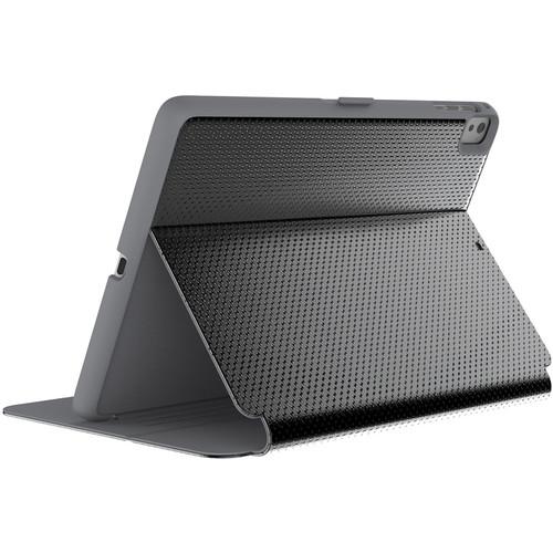 "Speck StyleFolio Luxury Edition Case for 9.7"" iPad Pro (Metallic Gunmetal Gray & Graphite Gray)"