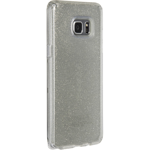 Speck CandyShell Clear Case for Galaxy Note 7 (Clear/Gold Glitter)
