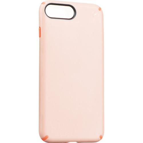 Speck Presidio Case for iPhone 7 Plus (Sunset Peach/Warning Orange)