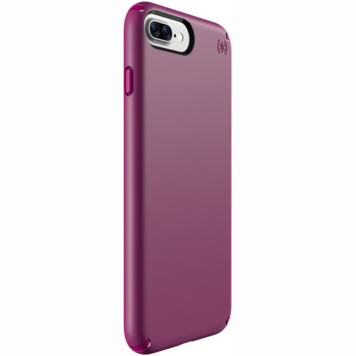Speck Presidio Case for iPhone 7 Plus (Syrah Purple/Magenta Pink)