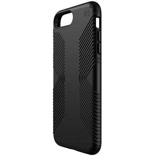 Speck Presidio Grip Case for iPhone 7 Plus (Black/Black)