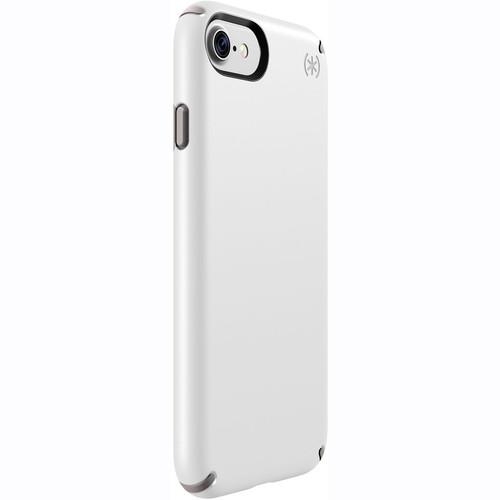 Speck Presidio Case for iPhone 7 (White/Ash Gray)
