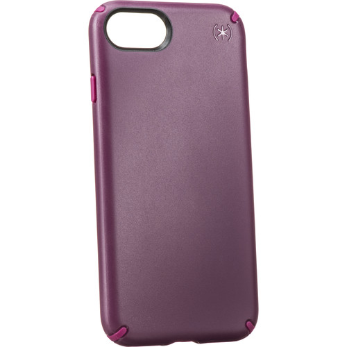 Speck Presidio Case for iPhone 7 (Syrah Purple/Magenta Pink)