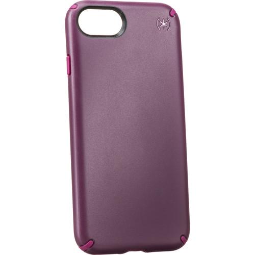 Speck Presidio Case for iPhone 7 (Syrah Purple/Magenta Pink)