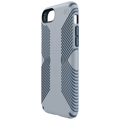Speck Presidio Grip Case for iPhone 7 (Twilight Blue/Marine Blue)