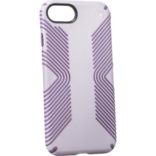 Speck Presidio Grip Case for iPhone 7 (Whisper Purple/Lilac Purple)