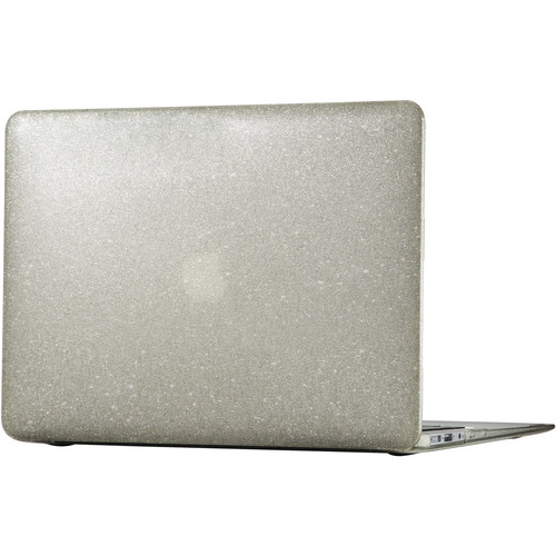 "Speck SmartShell for 13"" MacBook Air (Clear with Gold Glitter)"