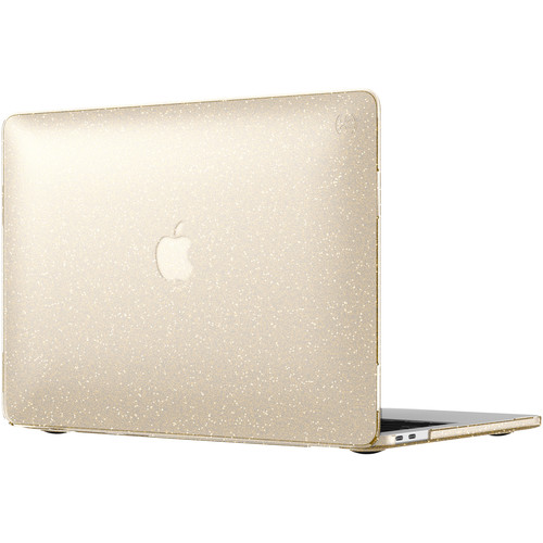 "Speck SmartShell for the 13.3"" MacBook Pro (Late 2016, Gold Glitter)"