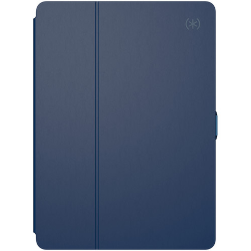 "Speck Balance FOLIO Case for iPad (2017), 9.7"" iPad Pro, iPad Air, and iPad Air 2 (Marine Blue/Twilight Blue)"