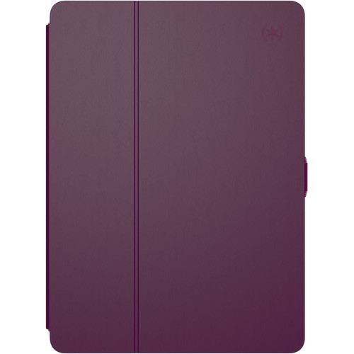"Speck Balance FOLIO Case for iPad Pro 12.9"" (Syrah Purple / Magenta Pink)"