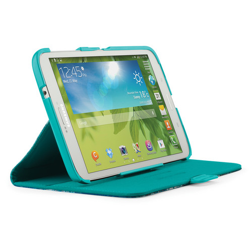 "Speck 8"" Fitfolio for Galaxy Tab 3 (Peacock)"