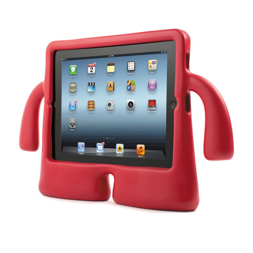Speck iGuy Case for iPad 2/3/4 (Chili Pepper Red)