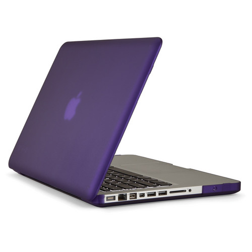 "Speck 13"" SeeThru SATIN Case for MacBook Pro (Grape)"