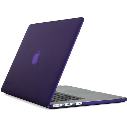 "Speck 15"" SeeThru SATIN Case for MacBook Pro with Retina Display (Grape)"