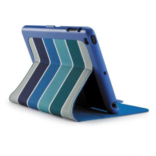 Speck FitFolio Case for iPad mini 1/2/3 (ColorBar Arctic Blue)