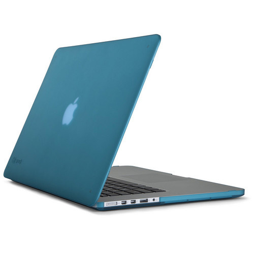 """Speck 13"""" SeeThru SATIN Case for MacBook Pro with Retina Display (Peacock)"""