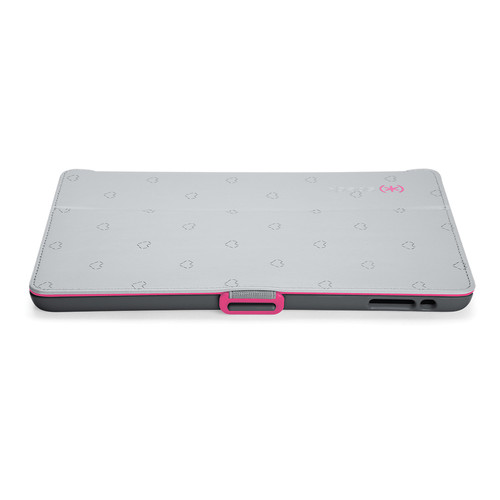 Speck StyleFolio Case for iPad Air (LoveSpace GrayRaspberry Pink)