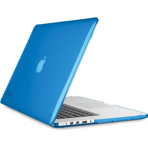 "Speck SmartShell Case for 15"" MacBook Pro with Retina Display (Power Blue)"