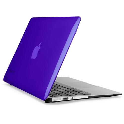 "Speck SeeThru Case for 11"" MacBook Air (ultraviolet purple/black)"