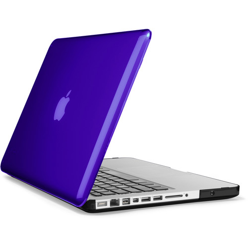 "Speck SmartShell Case for 13"" MacBook Pro (UltraViolet Purple/Black Satin)"