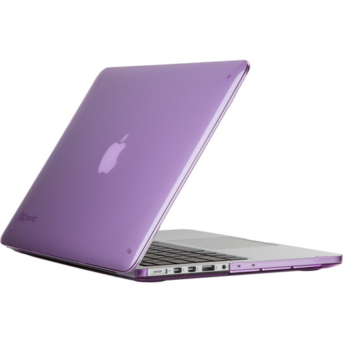"Speck SeeThru Case for 13"" MacBook Pro with Retina Display (Haze Purple)"